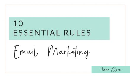 10 Essential Rules for Email Marketing